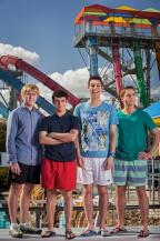 'The Inbetweeners Movie 2' Shooting In Australia