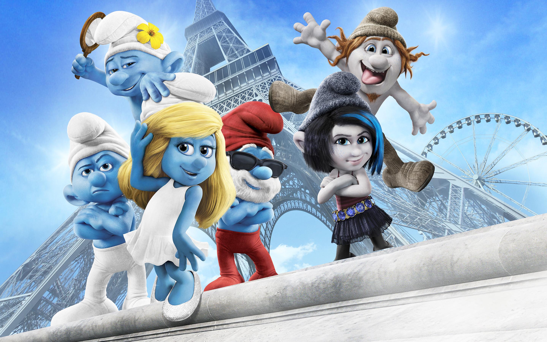 Review The Smurfs 2 2013 Eden Caceda