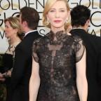 Cate Blanchett returns to TV as lesbian