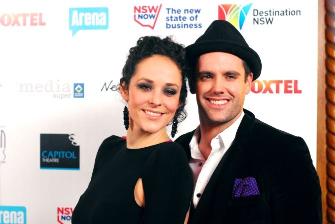 2014 Helpmann Awards, Capitol Theatre, Sydney - Photographed by Whitney Duan