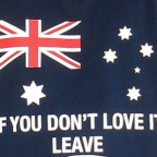 "Why ""don't love it, leave it"" targets People of Colour"