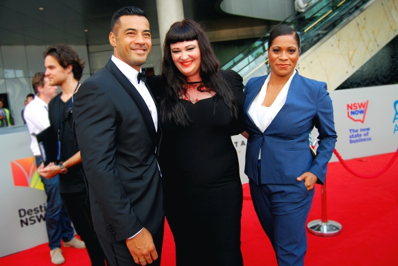 The cast of Wentworth at the 2015 ASTRA Awards, The Star, Sydney - Photographed by Whitney Duan