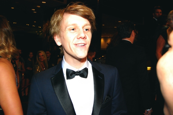 Comedian Josh Thomas at the 2015 Logie Awards, Melbourne, Australia - Photographed by Whitney Duan
