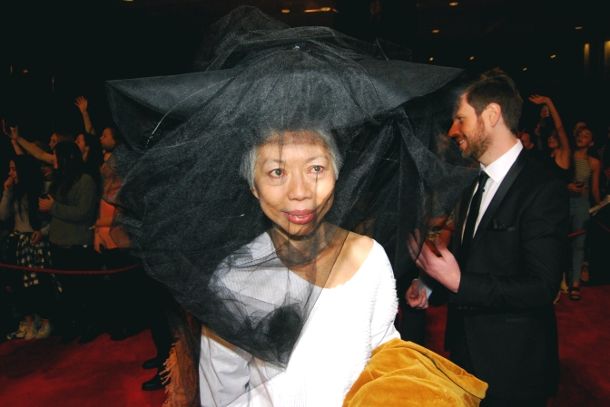 Lee Lin Chin at the 2015 Logie Awards, Melbourne, Australia - Photographed by Whitney Duan
