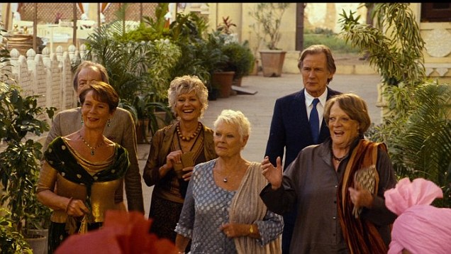 Second Best Exotic Marigold Hotel film review