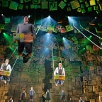 Review: Matilda, Lyric Theatre, The Star (2015)