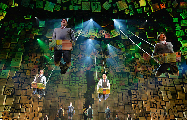 Matilda-The-Musical-review