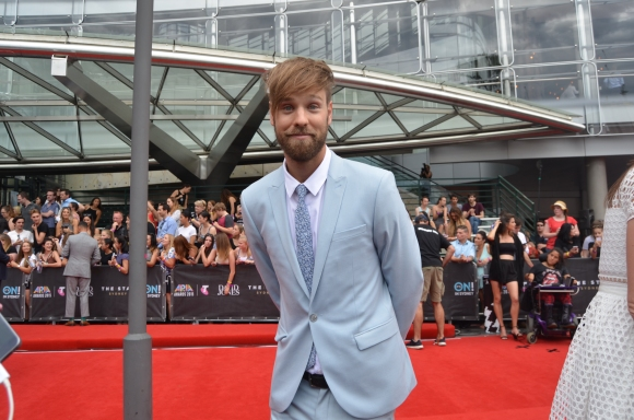 Danny Clayton at the 2015 ARIA Awards - Photographed by Whitney Duan.JPG