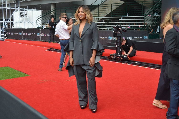 Jessica Mauboy at the 2015 ARIA Awards - Photographed by Whitney Duan.JPG