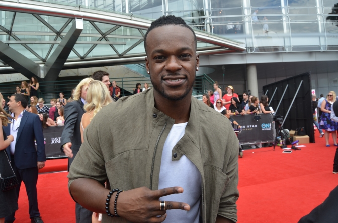 Tim Omaji at the 2015 ARIA Awards - Photographed by Whitney Duan.JPG